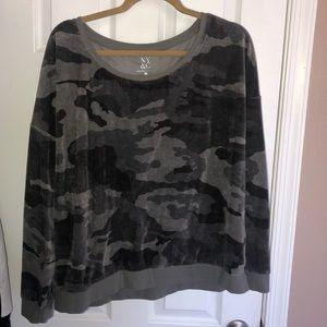 NY&C Grey and Black Sweater